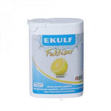 Ekulf Fuktisar Lemon 30 stk.