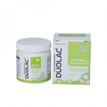 Duolac Normal+ Immunforsvar 20 stk.