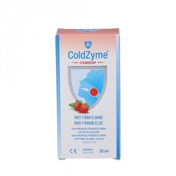 ColdZyme Strawberry mundspray 20 ml.