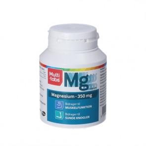 Multi- tabs Magnesium 350 mg 100 stk