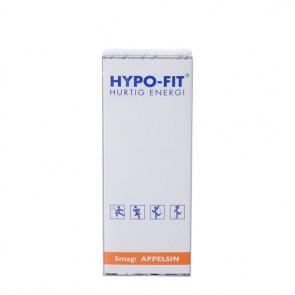 Hypo-fit Druesukker Gel Appelsinsmag, 12 tuber