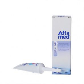 Aftamed gel fremmer helingsprocessen af blister og mindre sår.15 ml.