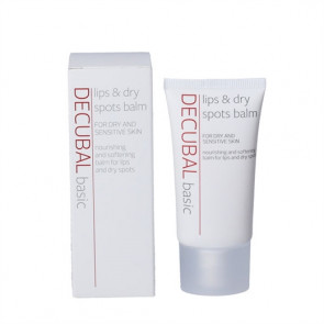 Decubal Lips & Dry Spot Balm 30 ml.