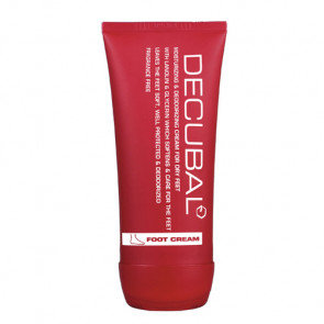 Decubal Foot Cream Fodcreme 100 ml.
