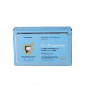 Bio-Magnesium 120 tabletter