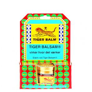 Tiger Balsam Rød 19 g.
