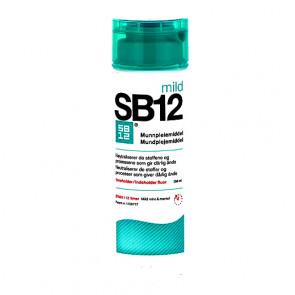 SB 12 Mild Mundskyl 250 ml.