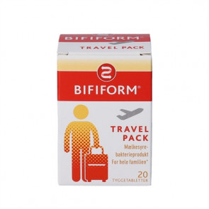 Bifiform Travel Pack 20 stk