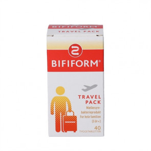 Bifiform Travel Pack 40 stk.