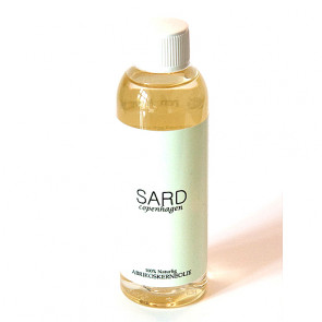 Sard Abrikosolie med pumpe 100 ml.