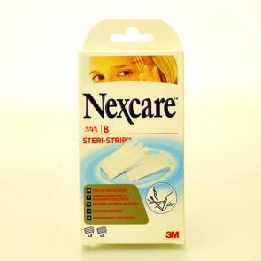 3M Nexcare Steri-strip 8 strips