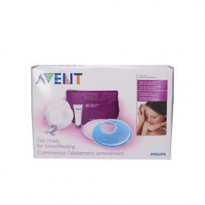 Avent Essentiel brystpleje-sæt
