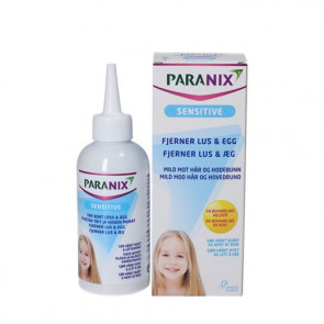 Paranix Sensitive med lusekam 150 ml.