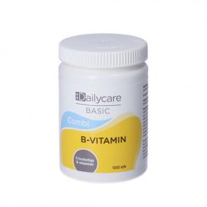 Dailycare B-vitamin Combi 100 stk.