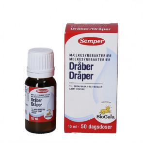 Semper Biogaia Dråber 10 ml.