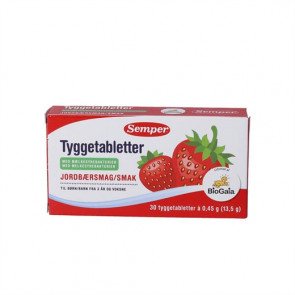 Semper Biogaia Tyggetabletter 30 stk.