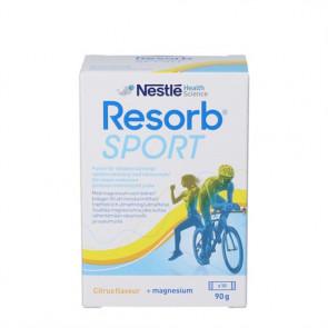 Resorb Sport Væskeerstatning  10 X 9. gram