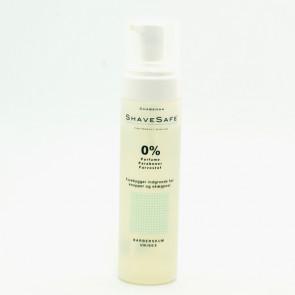 ShaveSafe barberskum Unisex 200 ml.