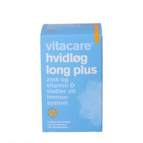 Vitacare Hvidløg Long Plus 120 stk.