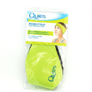 Quies Earband Neopren Pandebånd Large