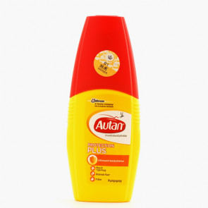 Autan Protection Plus Spray 100 ml.