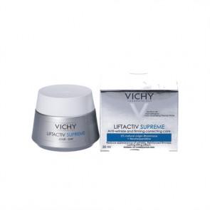 Vichy Liftactive Supreme anti-age dagcreme til normal og kombineret hud 50 ml.