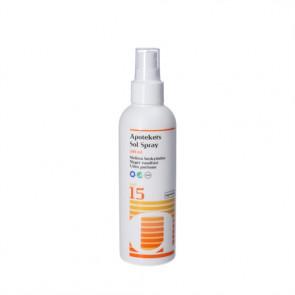 Apotekets Sol Spray SPF 15 - 200 ml.