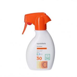 Apotekets Solspray SPF 30 - 250 ml.