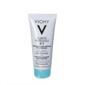 Vichy Pureté Thermale 3i1 Rens 100 ml.