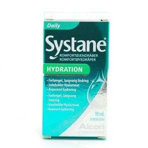 Systane Hydration Øjendråber 10 ml.