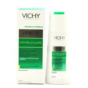 Vichy Dercos Skæshampoo 200 ml
