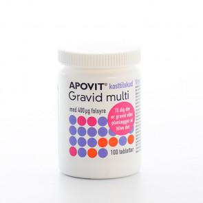 APOVIT Gravid Multi 100 stk