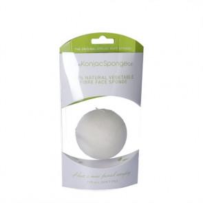 Face Sponge Premium (hvid) velegnet til alle hudtyper