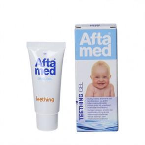 Aftamed Teething gel - til tandfrembrud 15 ml.