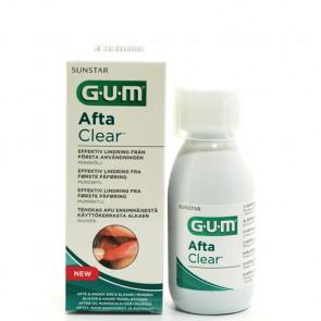 Gum AftaClear Mundskyl - ved blister 120 ml.