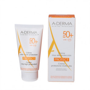 A-derma Protect Cream SPF 50+ 40 ml