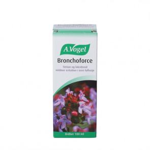 A.Vogel Bronchoforce dråber - kosttilskud 100 ml.