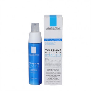 Tolerianne Ultra overnight - natcreme 40 ml