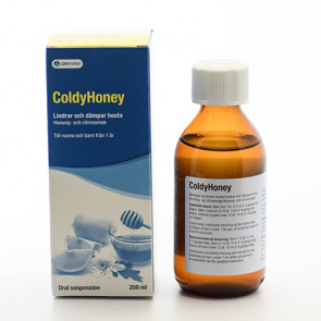 Coldy Honey hostesaft 200ml