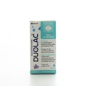 Duolac Dou D-dråber 7,5ml