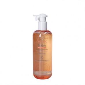 Avène Trixera Nutri-fluid Cleanser - sæbefri vaskegel 400 ml.