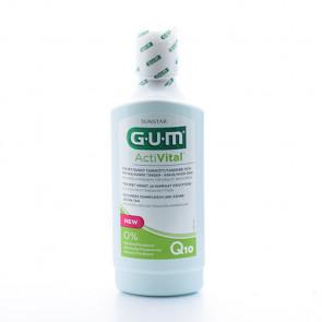 Gum ActiVital Q10 Mundskyl 500 ml