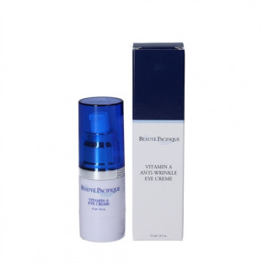 Beauté Pacifique Vitamin A Anti-Wrinkle Eye Creme med pumpe 15 ml.