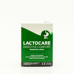 Lactocare Digestive comfort 30 stk