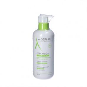 A-Derma Xera-Mega CONFORT creme til ansigt og krop 400 ml.