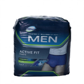 Tena Men Active Fit Pants Medium 12 stk.