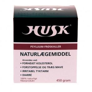 Husk Frøskaller Psyllium 450 g.