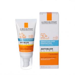 La Roche-Posay Anthelios Ultra - solbeskyttelsescreme til solsensitiv hud 50+ 50 ml.