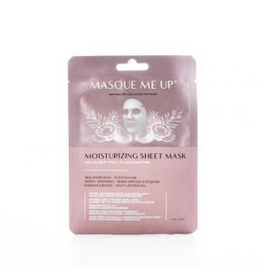 Masque Me Up Moisturizing Sheet Mask - maske til alle hudtyper 25 ml.