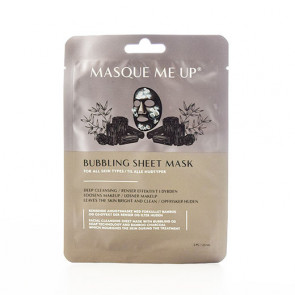 Masque Me Up Bubbling Sheet - maske til alle hudtyper 23 ml.